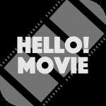HELLO! MOVIEアプリ